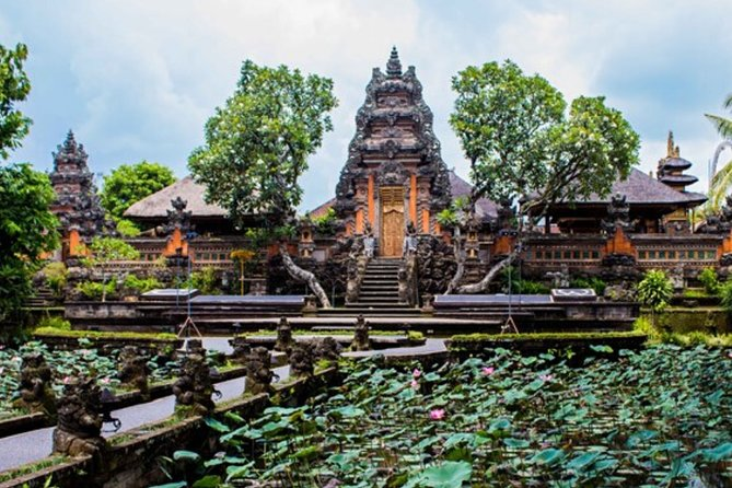 Full-Day Ubud Tour with Pickup
