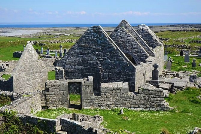 History & cultural tour of Inishmore, Aran Islands. Galway. Private. 2 ½ hours