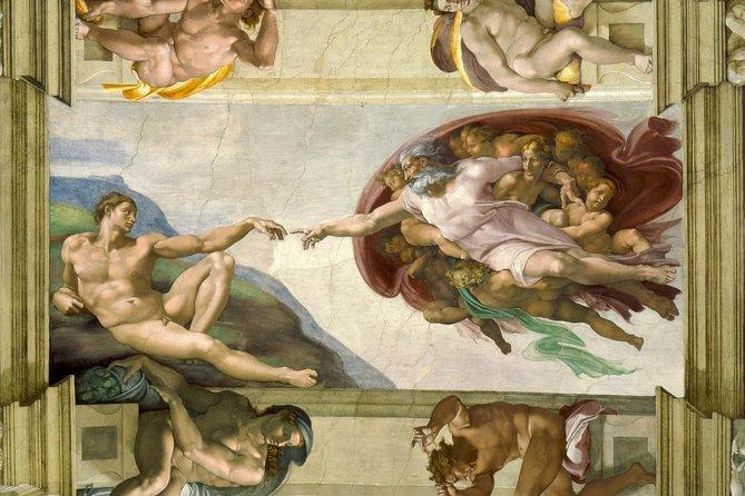 Vatican Museums Tickets - Escorted Entrance