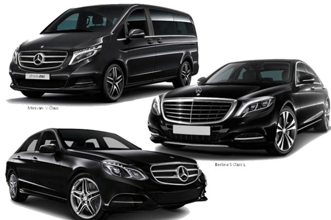 Private Transfer Nice City or Nice Airport (NCE) to Draguignan