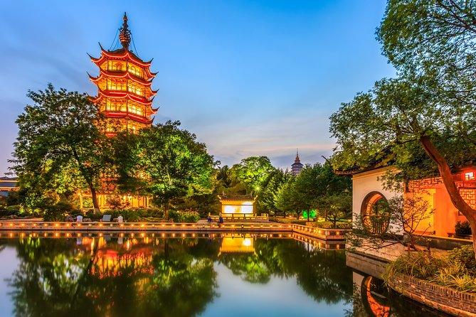 Romantic Tour in Changzhou