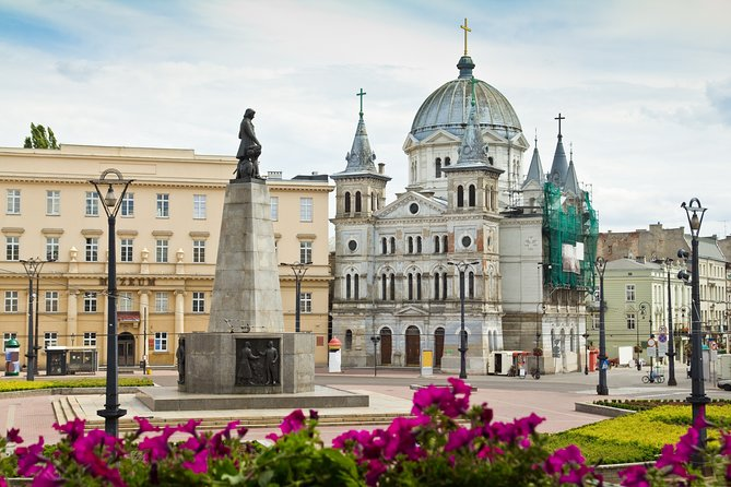 The best of Lodz walking tour