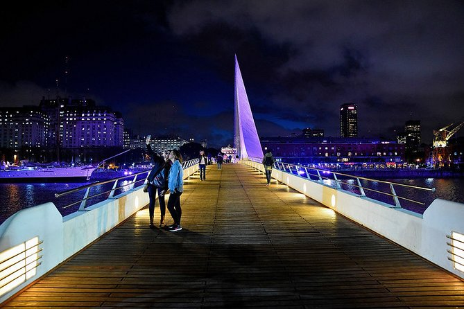 Private Tour Discovering Buenos Aires Night View