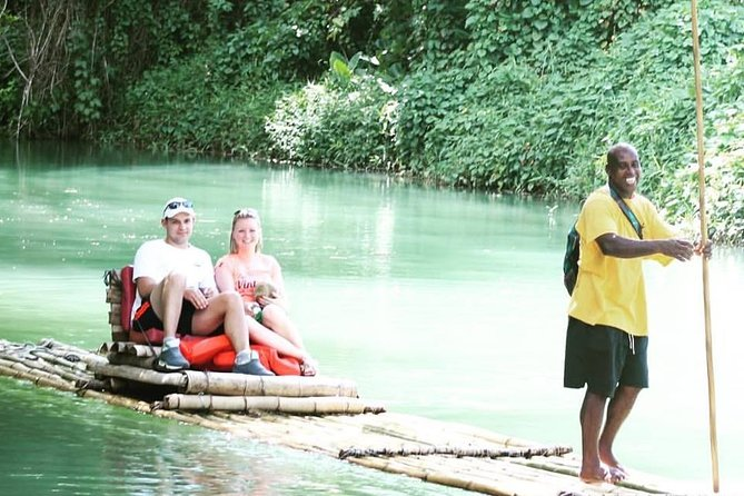 Half-Day Private Rafting Tour to Martha Brae from Falmouth