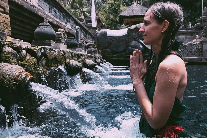 Best Of UBUD : Holy Water Temple & Waterfall