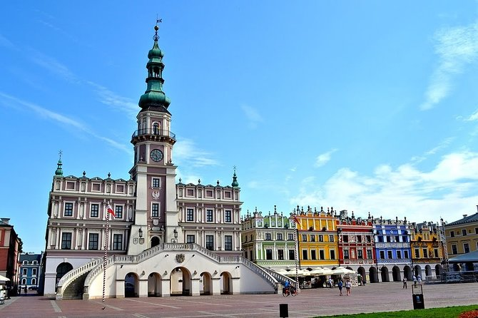 The best of Zamosc walking tour