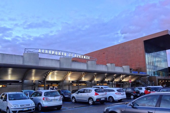 Private Transfer from Florence City Centre to Florence Airport