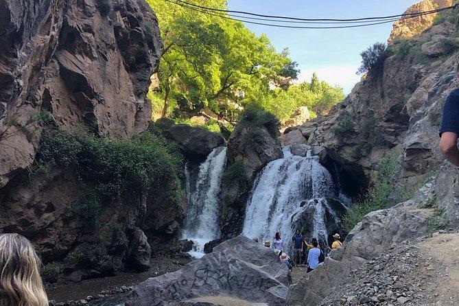 Marrakech Day Trip To Atlas Mountains & Berber Family Lunch & Camel Ride