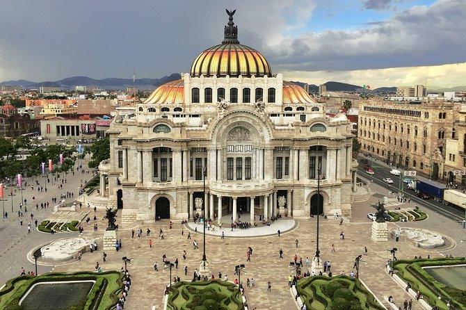 Romantic tour in Mexico CDMX