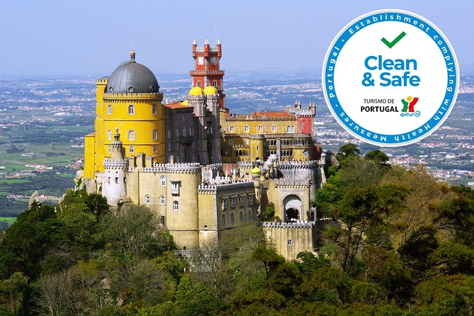 Full-Day Sintra Palaces Private Tour from Lisbon photo 1