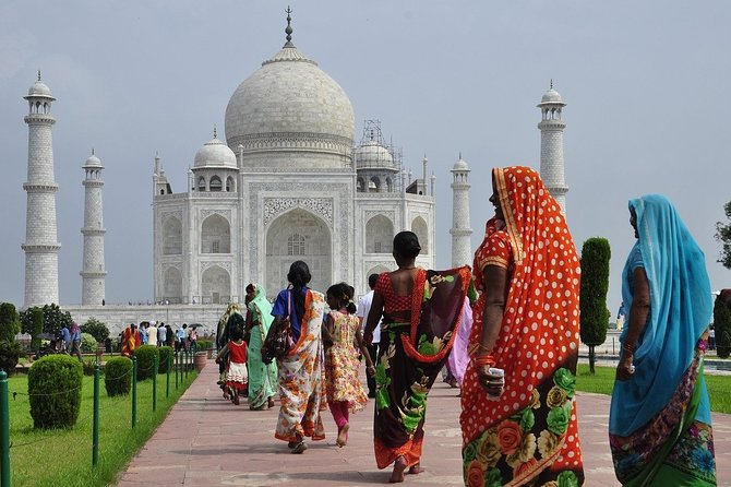 The best of Agra walking tour