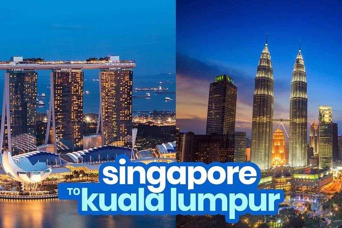 Singapore to Kuala Lumpur 8 Days Cost Saver