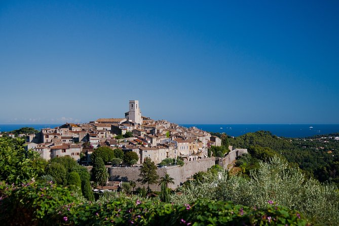 Private Tour: Saint Paul de Vence and Wine tasting