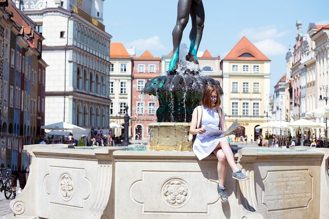 Romantic tour in Poznan