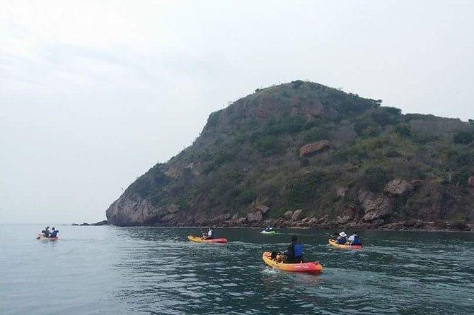 Deer Island Kayak tour