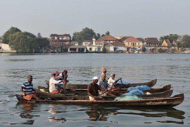 Romantic tour in Kochi
