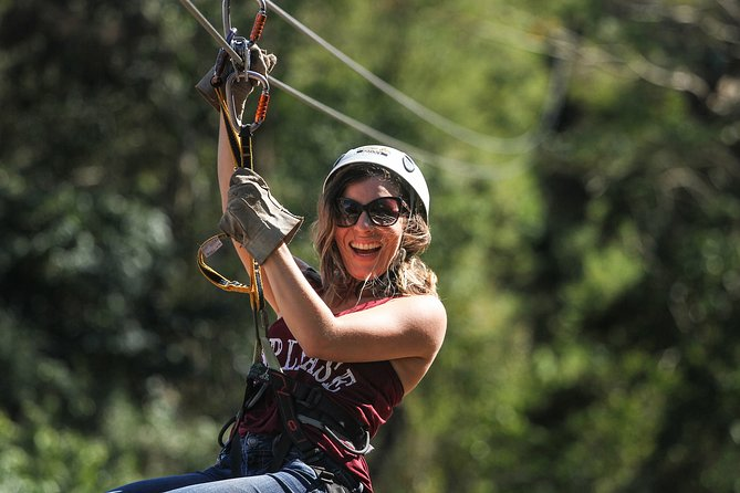 Zip lines and ATV´s at Hacienda Los Osuna