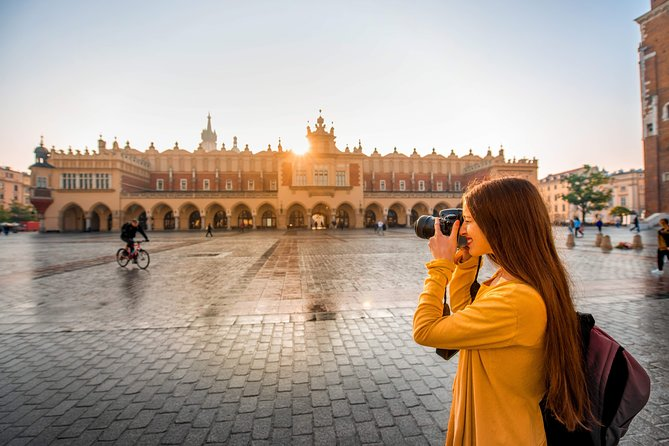 Romantic tour in Krakow