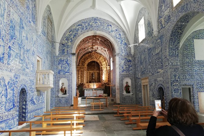 Private Tour to Evora and Arraiolos Village from Lisbon