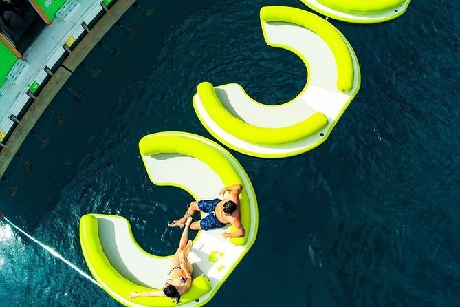 St. Thomas Lime Out Happy Hour @ Floating Taco Bar w/ Swim-Up Bar - Ritz-Carlton