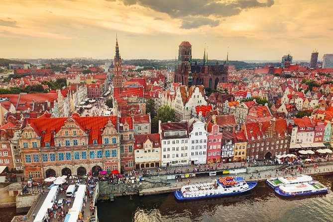 The best of Gdansk walking tour