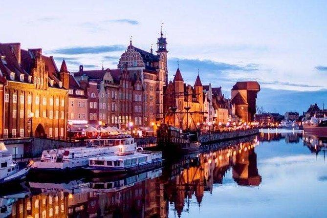 Romantic tour in Gdansk
