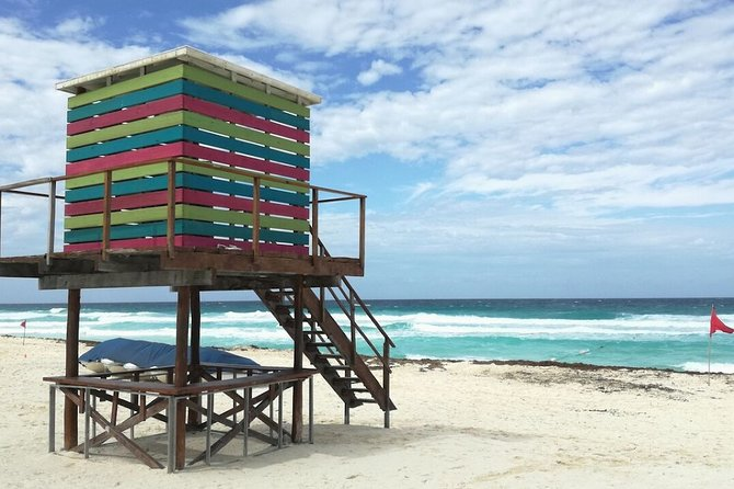 Romantic tour in Cancun