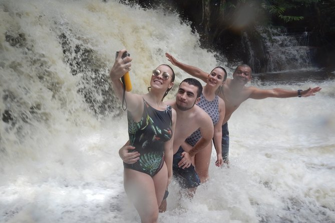 Tour to Presidente Figueiredo Waterfalls