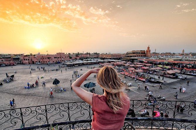 The best of Marrakesh walking tour