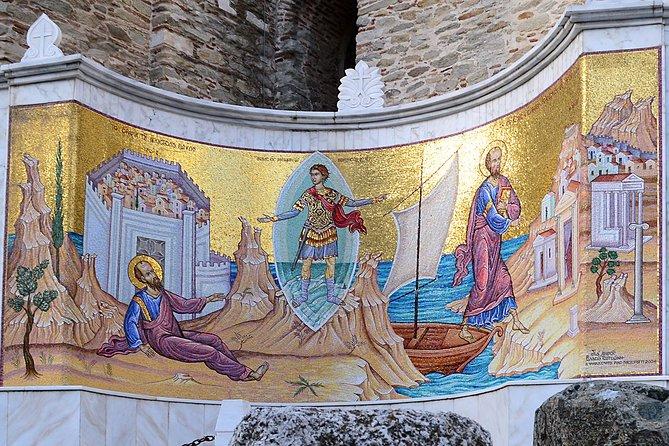 Mercedes Luxury Private Tour Apostle Paul & Ancient Corinth 6 Hours