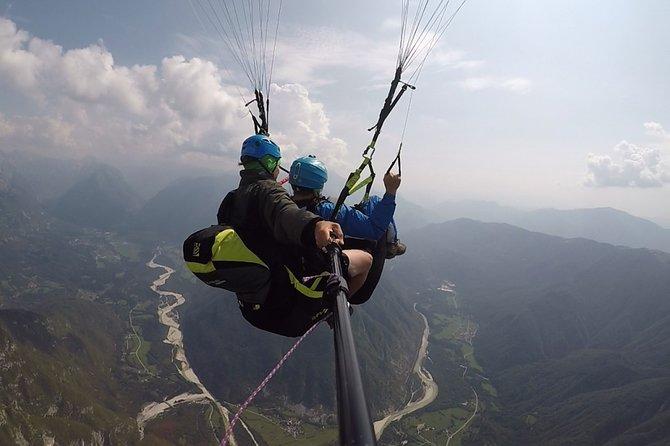Paragliding Bovec