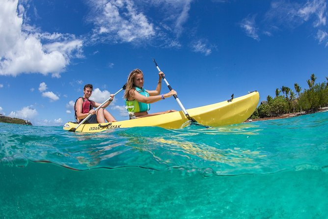 St. John Island T'ing Hike, Snorkel & Sail with Lunch & Open Bar - Westin
