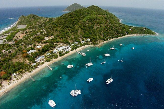 St. Thomas Island T'ing Hike, Snorkel & Sail w/ Lunch & Open Bar - Ritz-Carlton