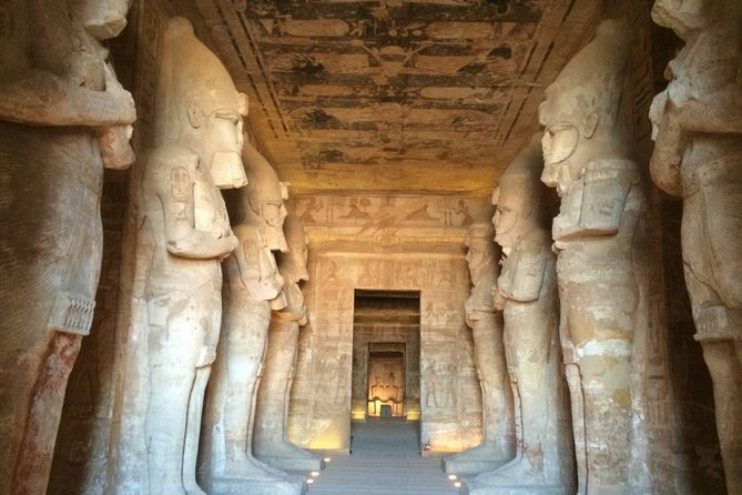 Private Tour to Abu Simbel from Aswan