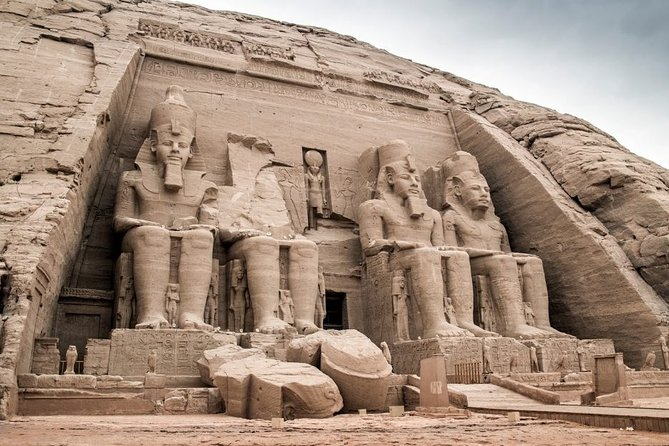 Abu Simbel Temples Day Tour from Aswan