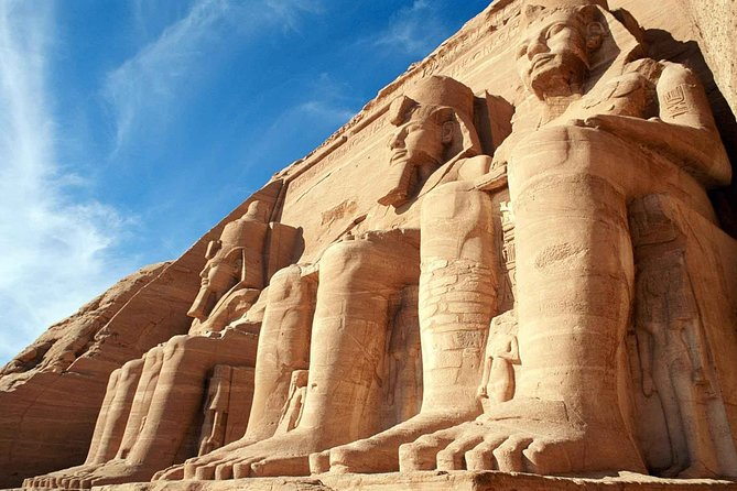 Day Tour to Abu Simbel Temples from Aswan