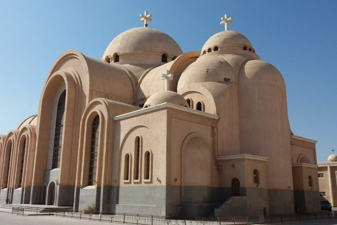 Private Tour to Wadi El Natroun Monastery from Cairo in Egypt