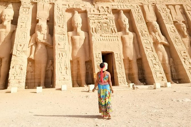 Abu Simbel Private Tour from Aswan
