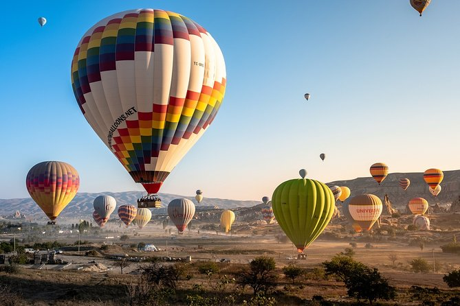 Private Transfers Ankara City or Esenboga Airport to/from Cappadocia Region