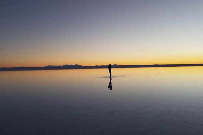 Uyuni Salt Flats - Sunrise - Early Morning