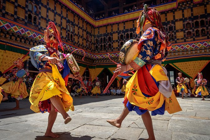 The Best of Paro Walking Tour
