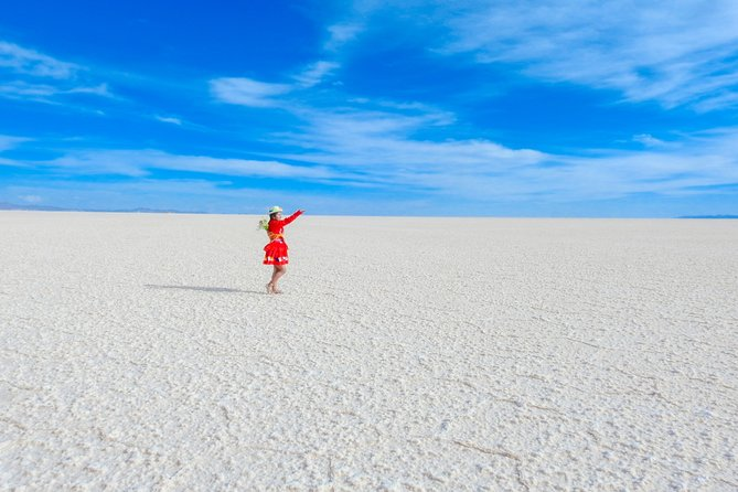 Uyuni Salt Flats from La Paz City 5 Day Tour