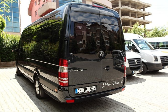 Private Transfers Between Antalya Airport - Antalya City Centre