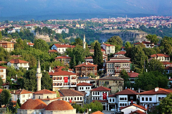 Private Transfers Ankara City or Esenboga Airport to/from Safranbolu Town