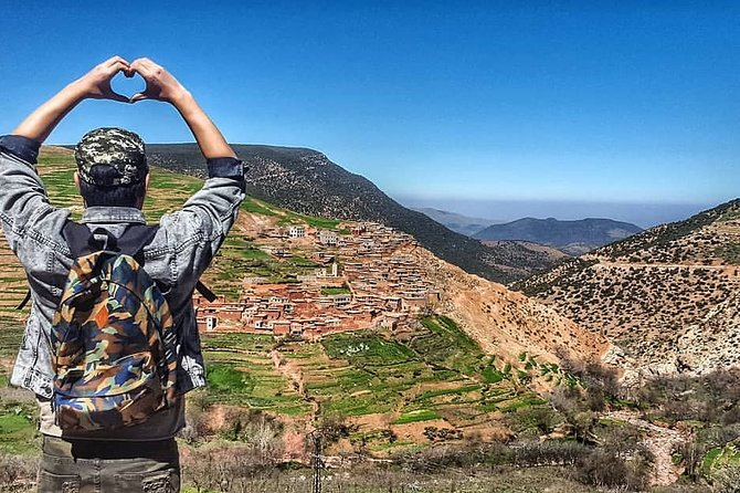 Atlas Mountains and Three Valleys with Camel Ride from Marrakech