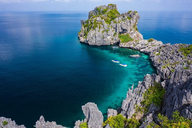 Beyond Angthong 42 Islands Premium Tour By Speedboat From Koh Samui