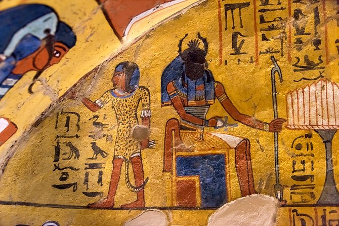 Luxor West Bank 2: Habu Temple, Ramesseum Temple and Deir El Madina