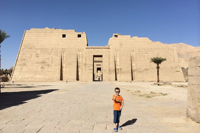 special tour in west bank of luxor