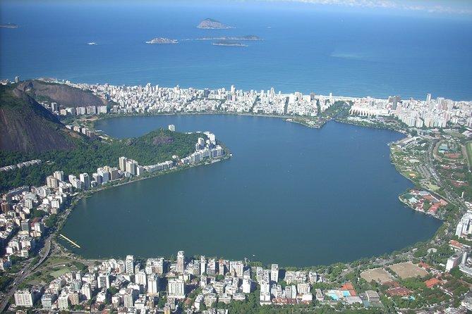 Rio Highlights Express: Christ, Sugarloaf & Beaches Half Day Tour.