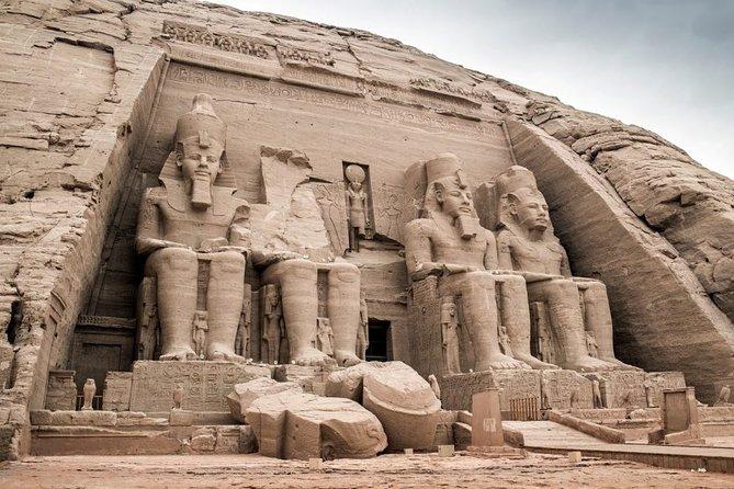 Abu Simbel Private Tour from Aswan